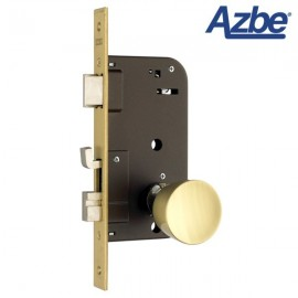 Cerradura de embutir antipalanca AZBE 48-E