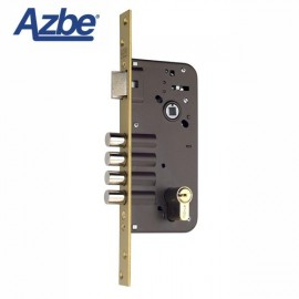 Cerradura de alta seguridad para embutir AZBE 9812