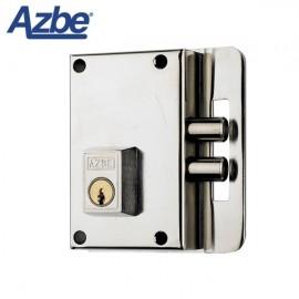 Cerradura de sobreponer antipalanca AZBE 10