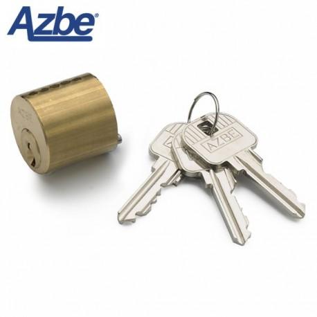 Bombin para cerradura azbe 45 e 48 e y 52 cerraduras y for Tipos de llaves de puertas