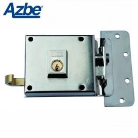 Cerradura de sobreponer antipalanca AZBE 6