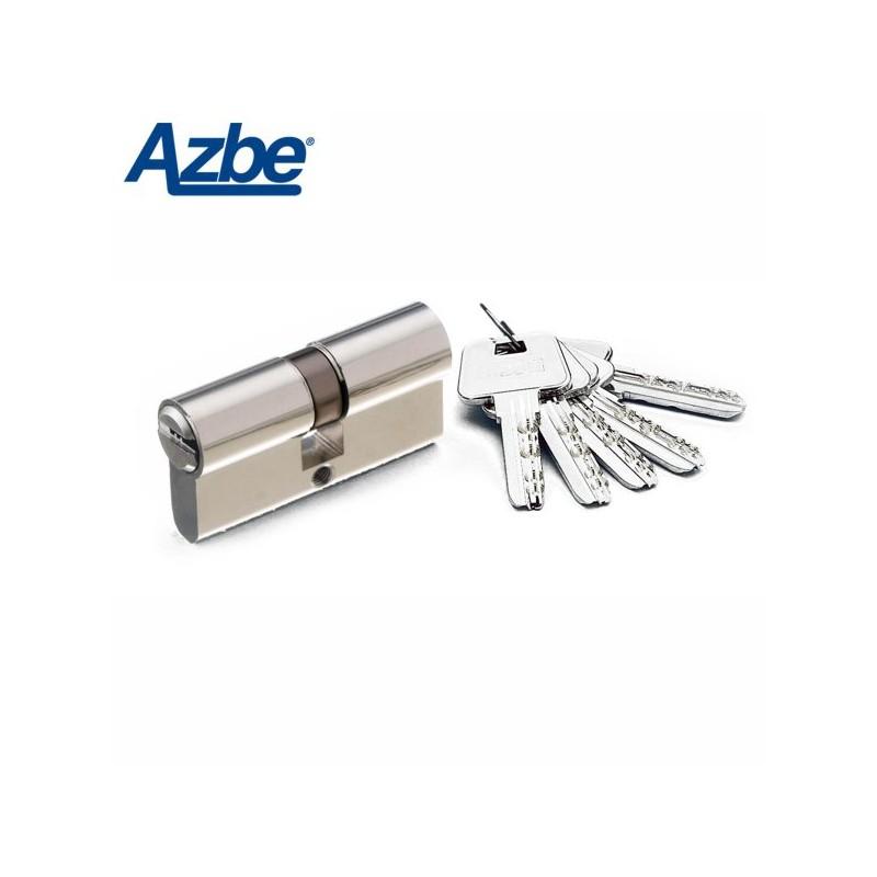 Comprar bombin de seguridad azbe hs7 con llave de puntos for Mejor bombin de seguridad