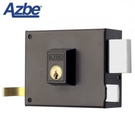 Cerradura de sobreponer AZBE 125