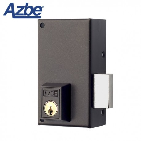 Cerradura de sobreponer sin resbalón AZBE 56C