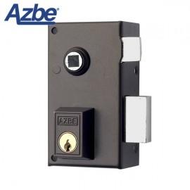 Cerradura de sobreponer para manivela AZBE 56B
